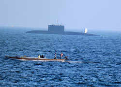 India inches towards naval dominance