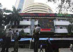 Sensex jumps 400 points, Nifty above 11,750; bank stocks rally
