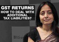 Additional GST liabilities? Use DRC 03 to make additional payments