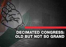 Decimated Congress: Old but not so grand