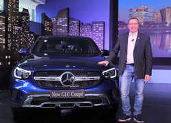 Mercedes-Benz GLC Coupe launched. Check price, features & variants