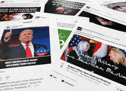 How social media services handle political ads
