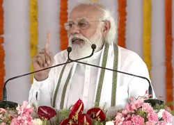 PM Modi lays foundation stone of Raja Mahendra Pratap Singh University, says 'Aligarh will now secure country's borders'