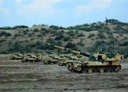 Watch: Indian Army showcases power of self-propelled K-9 Vajra howitzer in Bikaner