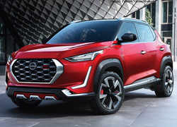 The inspiration behind Nissan's Magnite SUV