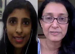 ETPWLA 2020: Bindu Ananth of Dvara Trust and Shaheen Mistri of Teach for India awarded 'Beyond Business'