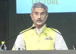 Lack of response to 26/11 different from Uri, Balakot operations: EAM Jaishnakar