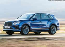 World's fastest SUV, Bentley Bentayga Speed, gets a makeover