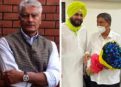 Punjab Congress crisis: Sunil Jakhar hits out at Rawat over 'elections will be fought under Sidhu' statement