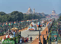 Republic Day full dress rehearsal 2020: First glimpses