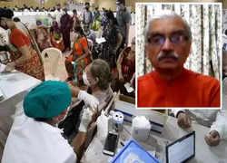 India marks 75 cr Covid jabs: 'This milestone not achieved overnight', says Dr NK Arora, NTAGI Chief