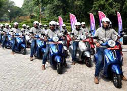 Rajiv Bajaj scorns at EV startups, launches electric Chetak