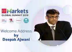 ETMGS 2019: Welcome Address by Deepak Ajwani