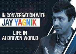 Watch: Google's Jay Yagnik on ease of life in AI driven world