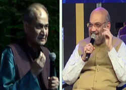 Rahul Bajaj questions, Amit Shah responds at the ET Awards 2019