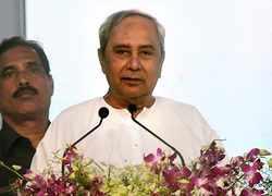 Bhubaneswar: Newly elected BJD MPs meet Odisha CM Naveen Patnaik