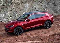 Aston Martin DBX: First SUV for 106-year-old luxury British marque