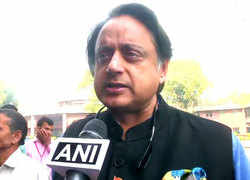 Debates on electoral bonds: Something is rotten in this stage, says Shashi Tharoor