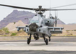 First Apache helicopter handed over to Indian Air Force