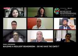Building a resilient Boardroom:  Do we have the CMTO?