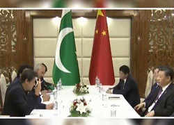 Chinese investments continue on CPEC, runs through Indian territory