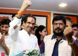 Uddhav Thackeray is welcome to join BJP alliance, if he has a problem with Congress-NCP: Ramdas Athawale