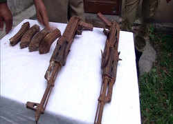 J&K: Terror hideout busted in Mangnar forest area of Poonch, arms & ammunition recovered