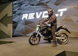 All we know about AI enabled Revolt RV 400 motorcycle
