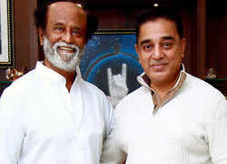 Kamal Haasan proposes tie-up with Rajinikanth for Tamil Nadu