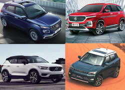 Slowdown in auto industry? Not for these SUVs