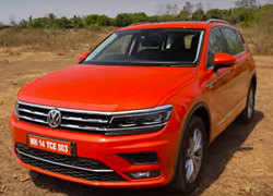 Autocar First Drive Review: Volkswagen Tiguan AllSpace
