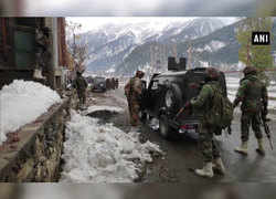 J-K: One terrorist killed in encounter with security forces in Ganderbal