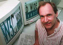 Web inventor Tim Berners-Lee releasing internet rule book