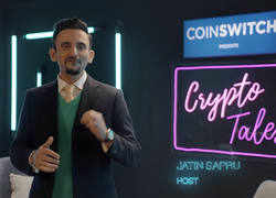 Crypto Tales by CoinSwitch Kuber | Ep.2 ft. Vishal Malhotra