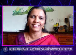 ETPWLA 2020: Geetha Manjunath awarded 'Accenture 'Vaahini' Innovator of the Year'
