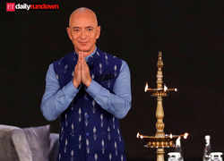ET Daily Rundown: Piyush Goyal has no problem with Jeff Bezos' money