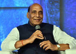 Defence sector planned to grow to $26 billion by 2025: Rajnath Singh at ET GBS 2020