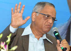 Lot to catch up with US, China on R&D spends: Infosys co-founder Narayana Murthy