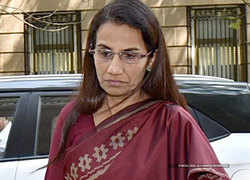 Supreme Court junks Chanda Kochhar's plea challenging termination as MD, CEO