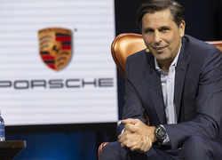 How Porsche plans to battle Tesla in US