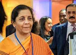 Discussion focused on causes of global slowdown: FM Sitharaman on IMF-World Bank Annual Meetings