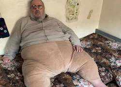 250 kg ISIS cleric 'Jabba the Jihadi' arrested in Iraq