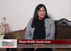 Women have an empathetic outlook while dealing with difficult situations - Divya Kohli, Senior HR Business Partner, Nestlé