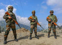 For the first time, women soldiers in combat duty posted along LoC