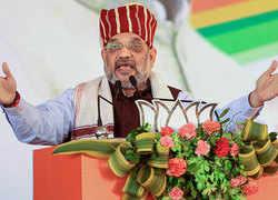 Vajpayee created Jharkhand and PM Modi will embellish it: Amit Shah