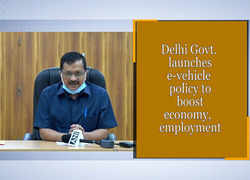 Delhi Govt. launches e-vehicle policy to boost economy, employment