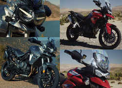 First Ride: Triumph Tiger 900 Rally Pro & Tiger 900 GT Pro