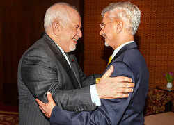 S Jaishankar meets Iran Foreign Minister Javad Zarif  in Delhi, discusses 2015 nuclear deal