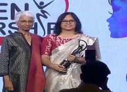 Rashmi Daga of FreshMenu recognised as 'Entrepreneur of the Year' at ETPWLA 2019