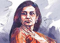 Justice Srikrishna panel says Chanda Kochhar violated co's code of conduct